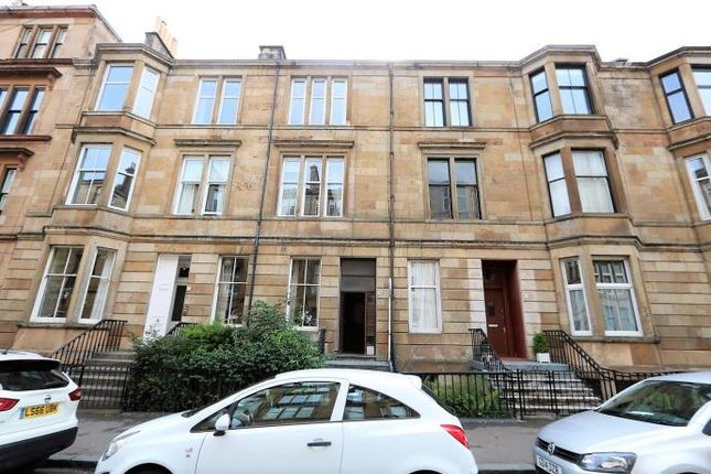 Thumbnail Flat to rent in Roxburgh Street, Glasgow