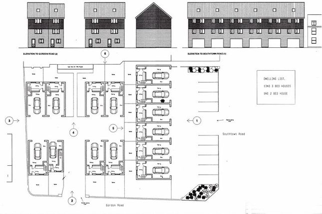 Thumbnail Land for sale in Southtown Road, Great Yarmouth