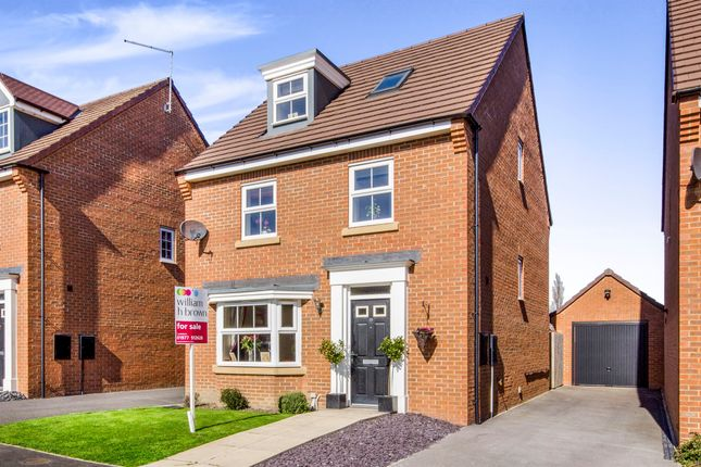 Thumbnail Detached house for sale in Ward Road, Castleford