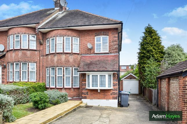 Thumbnail Semi-detached house to rent in Saddlescombe Way, London