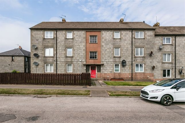 Thumbnail Flat for sale in Kincorth Circle, Aberdeen