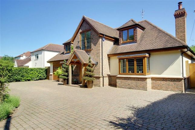 Thumbnail Detached house to rent in New Park Road, Hertford, Hertfordshire