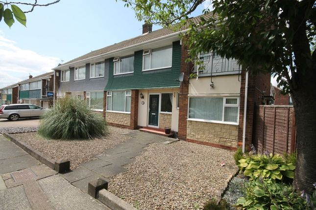 Thumbnail Semi-detached house to rent in Ashdale Crescent, Newcastle Upon Tyne