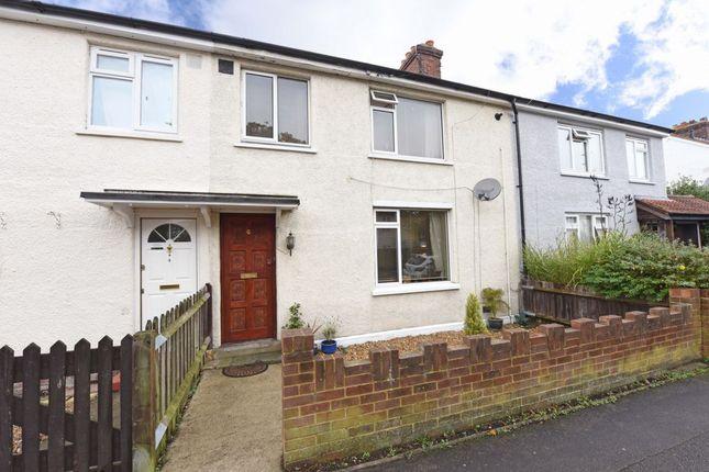 Thumbnail Terraced house for sale in Morris Road, Farnborough