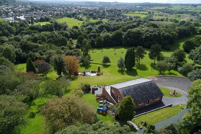 Thumbnail Property for sale in Edgefields Lane, Stockton Brook, Staffordshire