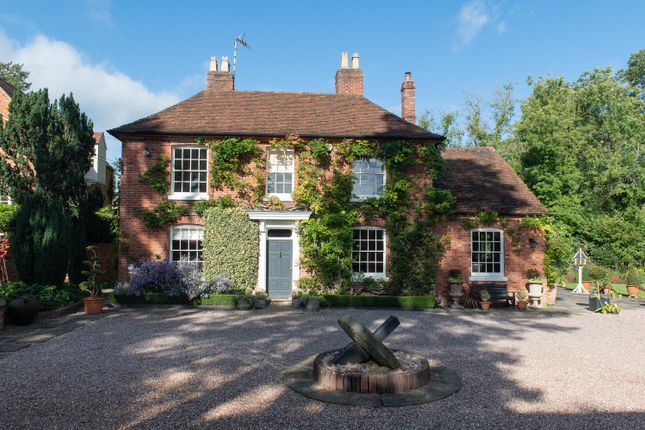 4 bed detached house for sale in Darley Green Road, Knowle, Solihull, West Midlands B93