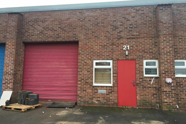 Light industrial to let in Unit 21 Moorlands Trading Estate, Moor Lane, Metheringham, Lincoln