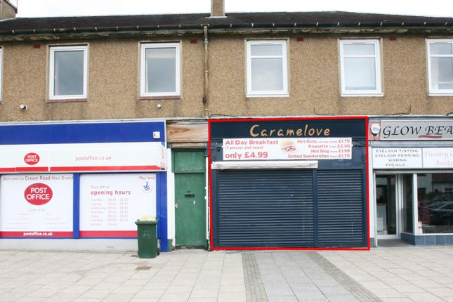 Restaurant/cafe for sale in Crewe Road North, Edinburgh