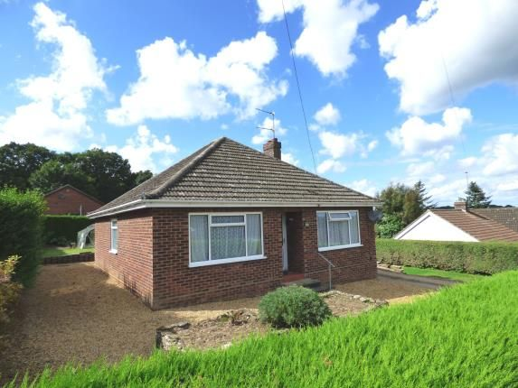 Thumbnail Bungalow for sale in Costessey, Norwich, Norfolk
