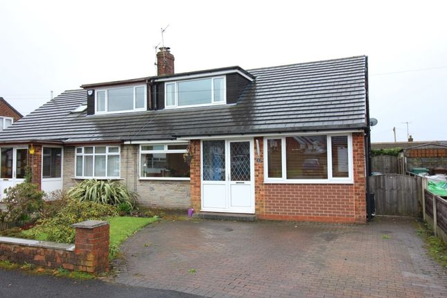 Thumbnail Semi-detached house for sale in Springfield Road, Ramsbottom, Bury
