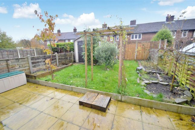 Thumbnail Terraced house to rent in Haughton Close, Woodley, Stockport, Cheshire
