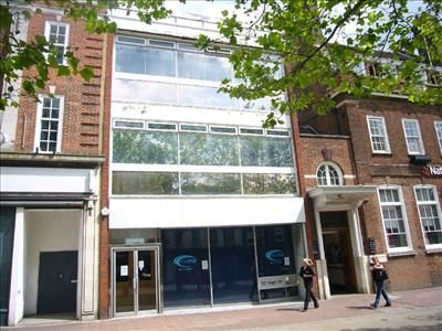 Thumbnail Office to let in 22 High Street, Ashford, Kent