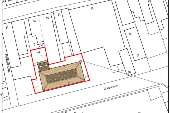 Land for sale in Old Sunway, King's Lynn PE30