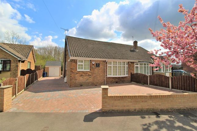 Thumbnail Bungalow for sale in Green Spring Avenue, Birdwell, Barnsley, South Yorkshire