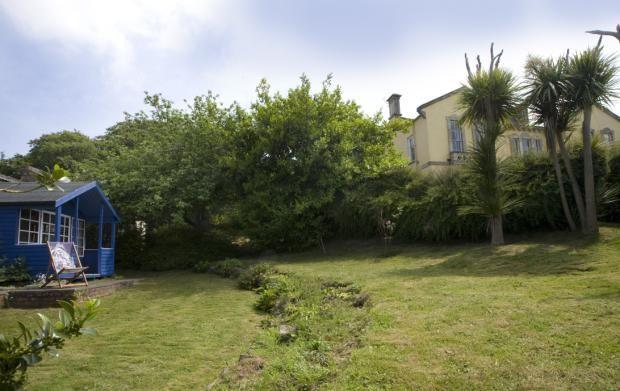 Gardens of Rumwell Park, Taunton, Somerset TA4