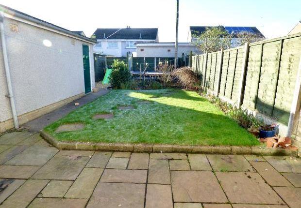 Rear Garden of Kestrel Hill, Gretna, Dumfries And Galloway DG16