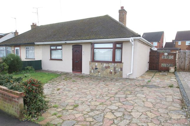 Thumbnail Semi-detached bungalow for sale in Purleigh Road, Rayleigh