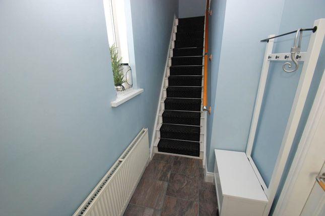 Hallway of Hawthorn Avenue, South Shields NE34