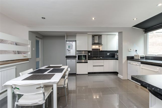 Thumbnail Terraced house for sale in Queensmere Road, Wimbledon, London