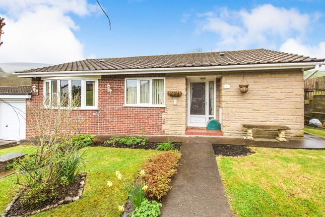 Thumbnail Detached bungalow for sale in Varteg Row, Bryn, Port Talbot