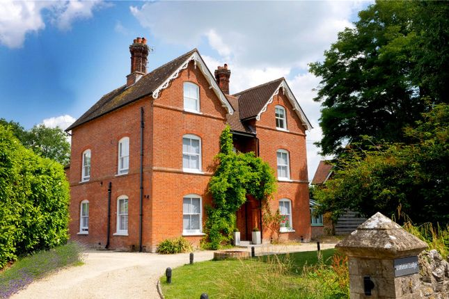 Thumbnail Detached house for sale in Littleton Panell, Devizes, Wiltshire