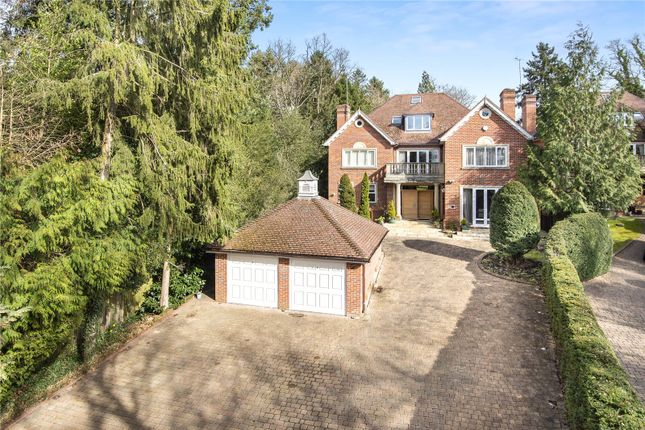 Thumbnail Detached house for sale in Silverwood House, Sandy Lane, Northwood, Middlesex