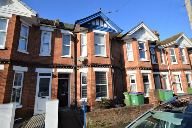 3 bed terraced house for sale in St. Hilda Road, Cheriton, Folkestone CT19
