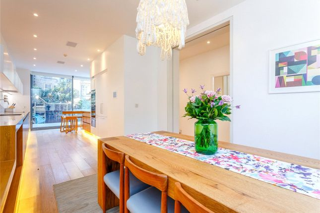 Thumbnail Terraced house to rent in Tyndale Terrace, Canonbury