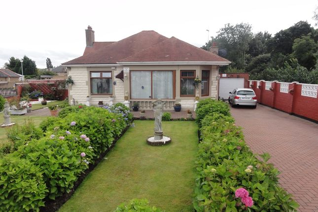 Thumbnail Detached bungalow for sale in Milton Road West, Duddingston/Edinburgh