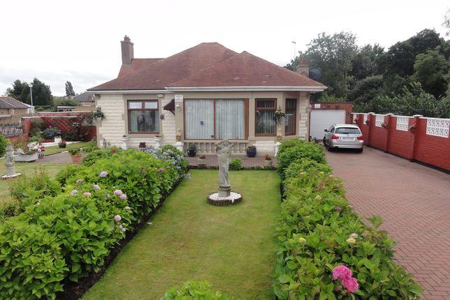 Thumbnail Detached bungalow for sale in Milton Road West, Duddingston/Edinburgh