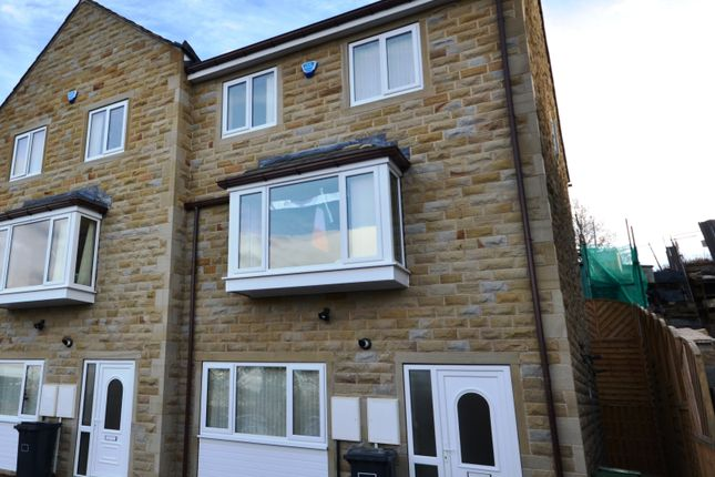 Thumbnail Town house to rent in Forest Road, Huddersfield