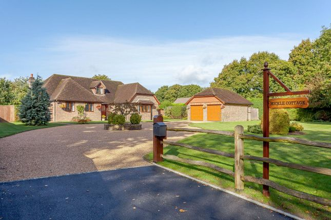 Thumbnail Detached house for sale in Nuthurst Street, Nuthurst, Horsham, West Sussex