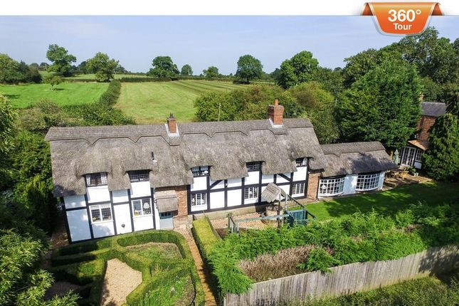 Thumbnail Cottage for sale in Birch Cross, Marchington, Uttoxeter