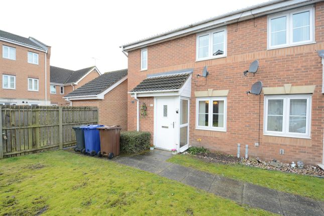 Thumbnail Flat for sale in Abbots Court, Selby