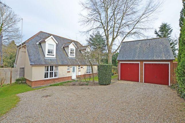 Thumbnail Detached house for sale in Maltbys, Selborne, Alton, Hampshire