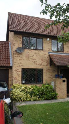 Thumbnail Terraced house to rent in Gaddesden Crescent, Wavendon Gate, Wavendon Gate, Milton Keynes, Buckinghamshire