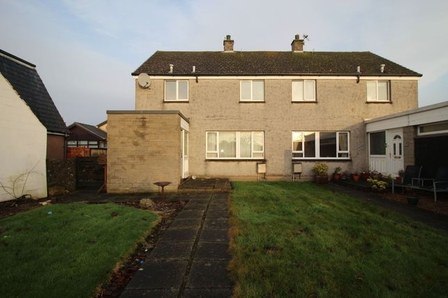 Thumbnail Semi-detached house for sale in Gardyne Street, Friockheim, Arbroath