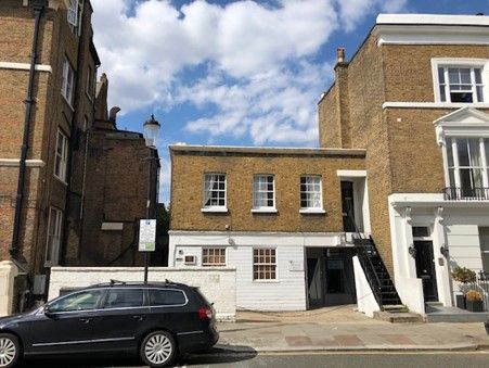 Thumbnail Office for sale in Napier Road, London