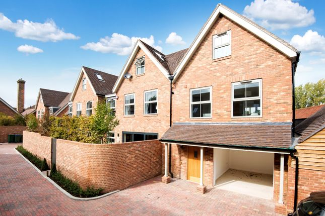 Thumbnail End terrace house for sale in Station Road, Petersfield