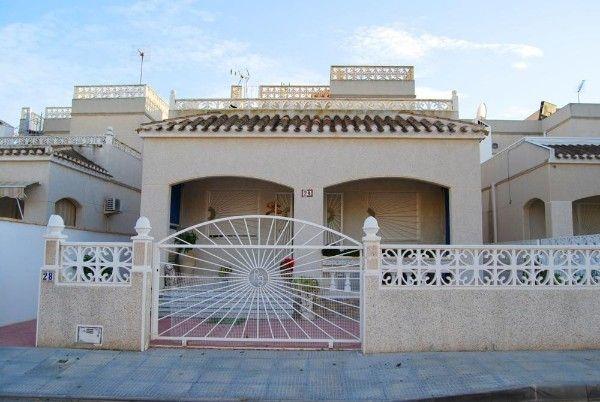 Front Of House2 of Spain, Alicante, San Miguel De Salinas