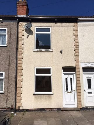 Thumbnail Terraced house to rent in Richard Street, Grimsby