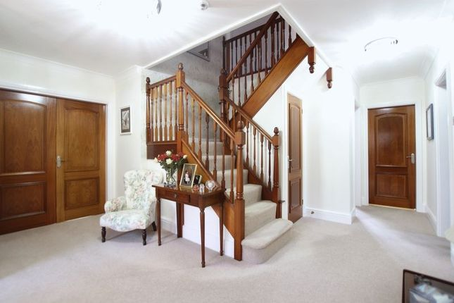 Hallway of Oldfield Gardens, Lower Heswall, Wirral CH60