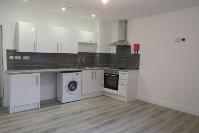 Thumbnail Flat to rent in Spa Lane, Derby
