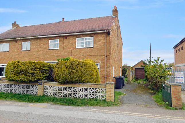 Thumbnail Semi-detached house for sale in Queensway, Ingoldmells, Skegness