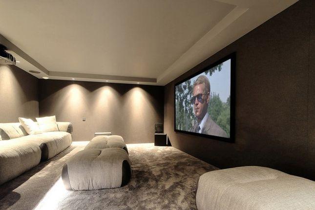 Cinema Room of Megeve, Rhones Alps, France