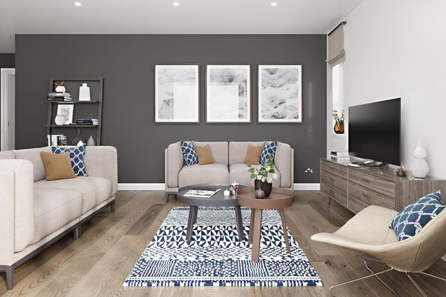 "Thumbnail Flat for sale in ""2 Bed Apartment"" at Hauxton Road, Trumpington, Cambridge"