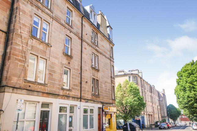 Front of Fowler Terrace, Edinburgh EH11