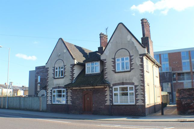 Thumbnail Detached house for sale in Millfleet, King's Lynn