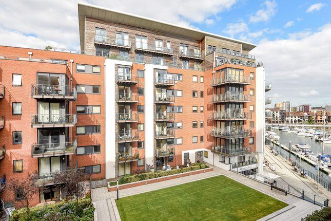Thumbnail Flat to rent in The Blake Building, Ocean Village, Southampton