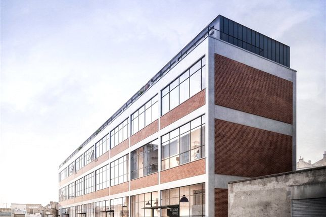 Exterior of 3 Bedroom Apartments, Colour House, Bentley Road, London N1